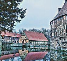 Burg Vischering  by Gaby Swanson  Photography