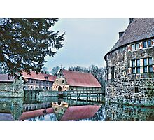 Burg Vischering  Photographic Print