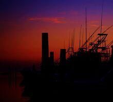 Minutes Before the Dark by Mattie Bryant