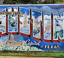 Welcome To Austin by SuddenJim