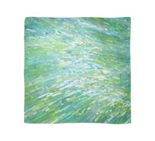Turquoise Beach Ocean Reflections Margaret Juul Scarf