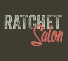 Ratchet Salon - Mint Version by SlushPlush