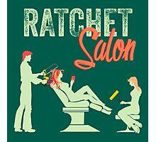Ratchet Salon - Mint Version Photographic Print