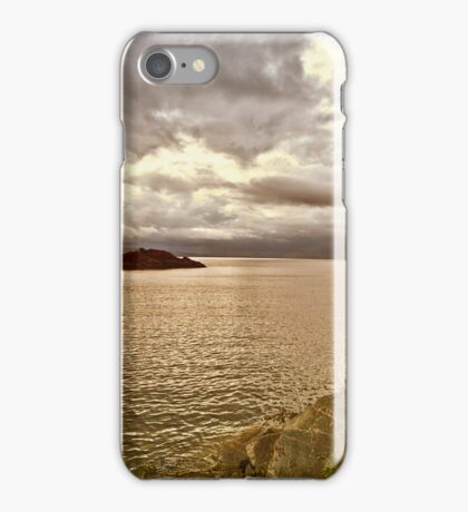 The Jacobites Last Stand (Loch Arkaig, Lochaber, Highland Council, Scotland) iPhone Case/Skin