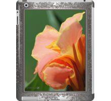 Dwarf Canna Lily named Corsica iPad Case/Skin