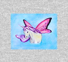 Purple Fairy Unicorn where Water Meets Sky Unisex T-Shirt