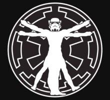 Stormtrooper DaVinci by starsolo
