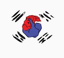 Korean flag Unisex T-Shirt