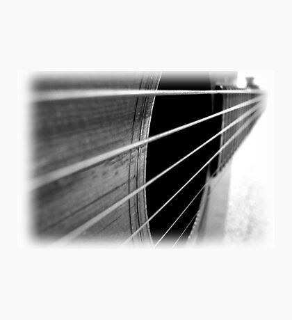 Music - Language of Eternity Photographic Print