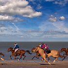 Beach Gallop by Geoff Carpenter