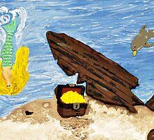 Sunken Treasure by Kim McClain Gregal