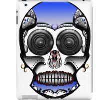 Dia De Los Muertos, Robotic iPad Case/Skin