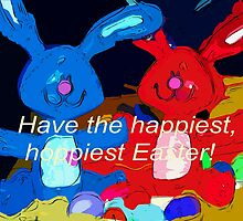 Bunny time graphic by ♥⊱ B. Randi Bailey