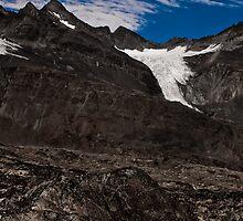 Glacial View - Alaska by Melissa Seaback