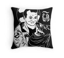Mother Murray - Lover of Slime Throw Pillow