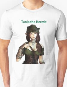 Tania the Hermit Unisex T-Shirt
