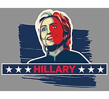 Hillary Clinton Photographic Print