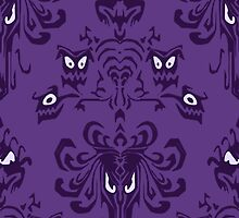 Haunted Mansion Pattern by sailormadoka