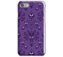 Haunted Mansion Pattern iPhone Case/Skin