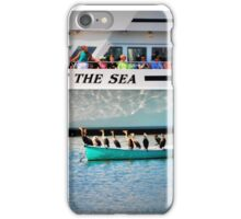 Tails Of The Sea - Whale Watch ready to leave... iPhone Case/Skin