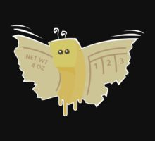 Tasty Butterfly One Piece - Short Sleeve