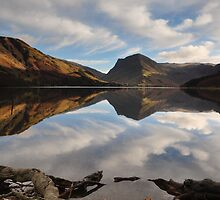 Lakeland Buttermere by Jacqueline Wilkinson