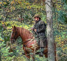 The Horseman by vigor