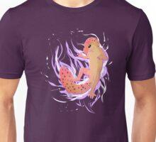 Purple Flame Leopard Gecko Unisex T-Shirt