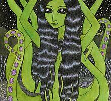 Tentacle Girl by Bethy Williams