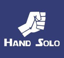 Hand Solo Type Parody by starsolo