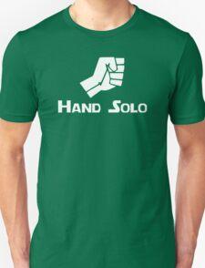 Hand Solo Type Parody Unisex T-Shirt