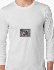 African Penguin, Boulders Beach, South Africa Long Sleeve T-Shirt