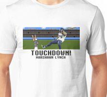 Tecmo Bowl Marshawn Lynch Unisex T-Shirt
