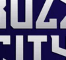 "Charlotte Hornets ""Buzz City"" Sticker"