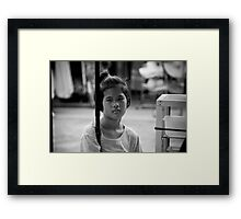 The Virtue of Patience  Framed Print