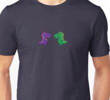 Dinosaurs Love Cupcakes Unisex T-Shirt