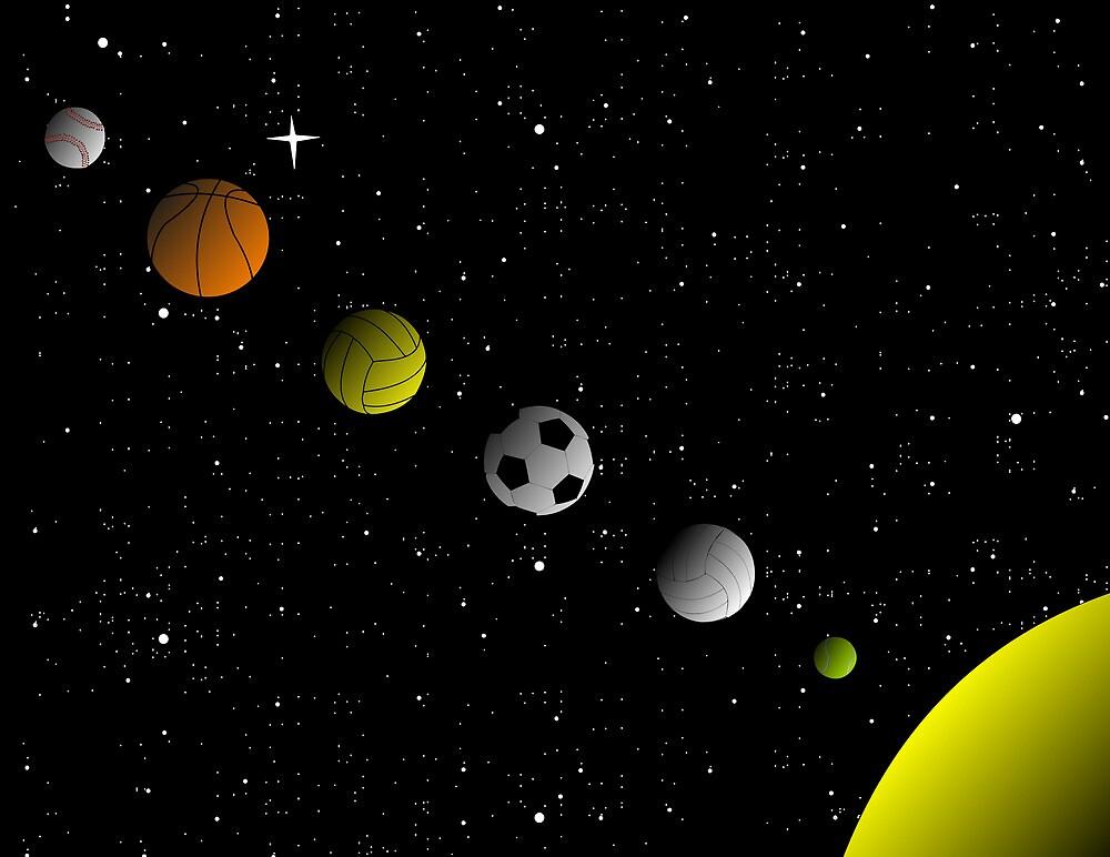Sport solar system by Meletios Verras
