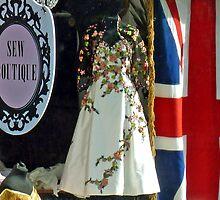 La Di Dah Dressmakers In Lyme by lynn carter