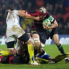 Saracens v ASM Clermont Auverge by Mark Greenwood