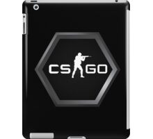 CS:GO Black Pentagon iPad Case/Skin
