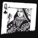 Queen of Clubs by raevan
