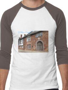 Ancient Door, Exeter Men's Baseball ¾ T-Shirt