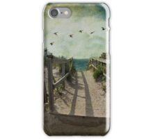 Seaside rendez-vous iPhone Case/Skin