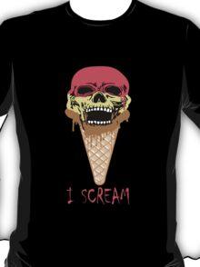 I Scream, Ice Cream T-Shirt