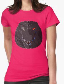 Dark Crocodile Womens Fitted T-Shirt