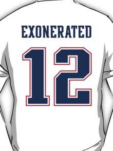 Brady Exonerated T-Shirt