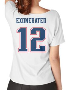 Brady Exonerated Women's Relaxed Fit T-Shirt