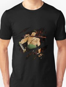one piece roronoa zoro anime manga shirt T-Shirt