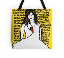 Björk Venus as a Swan Tote Bag