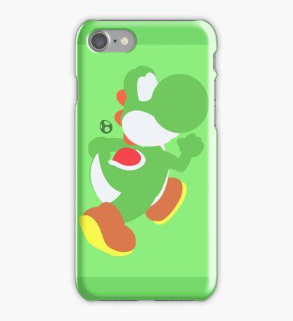 Yoshi - Super Smash Bros. iPhone Case/Skin